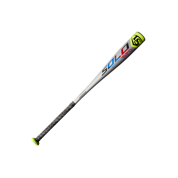 Louisville Slugger Solo Speed (-13) USA Baseball Bat WTLUBSS19M3