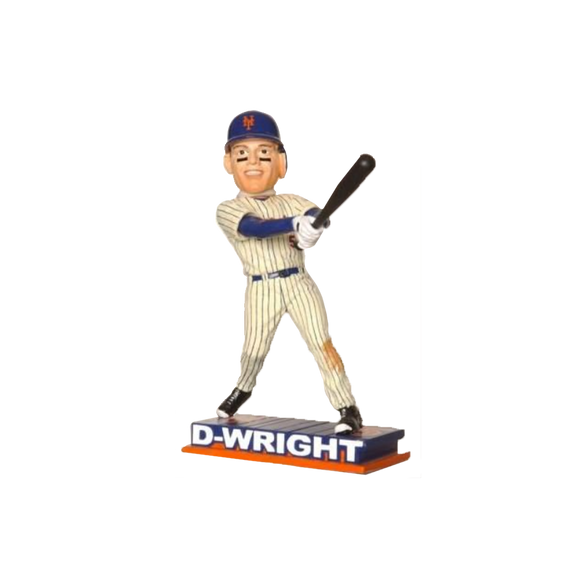 FOCO D.Wright New York Mets Nick Name Bobblehead WTX1213