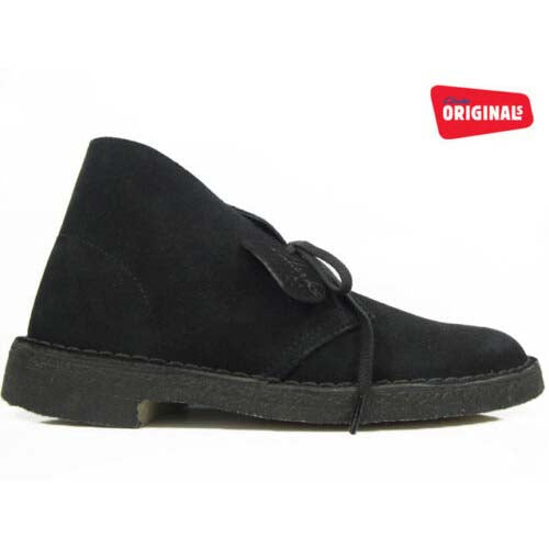 Clarks Originals Desert Boot Black 31691
