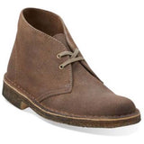 Clarks Originals Men's Desert Boot Taupe Suede 78354