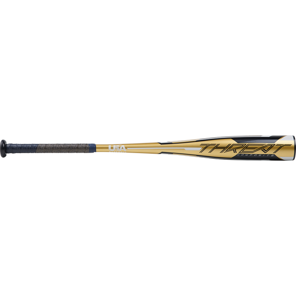 Rawlings Threat Comp (-12) USA Baseball Bat USZT12