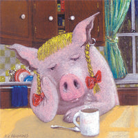 Mug: Sometimes You Feel Like a Sow, Sometimes You Don't