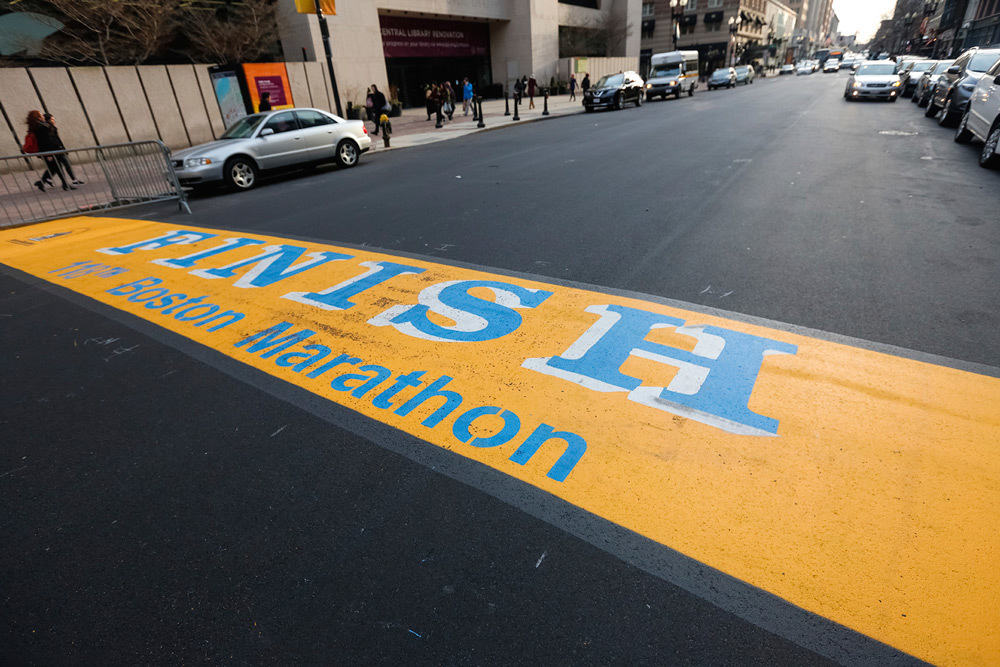 Your First Boston Marathon?  Ten tips to make it easier!