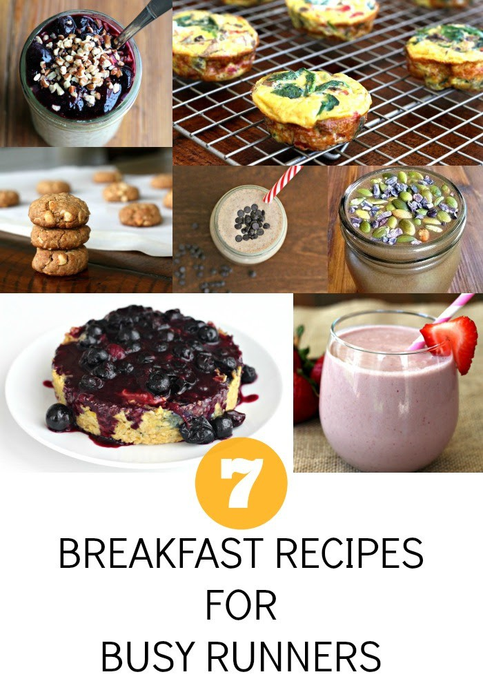 7 Breakfast Recipes for Busy Runners