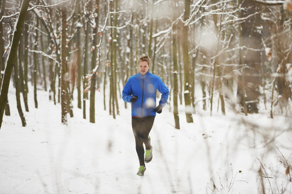 How To Stay Warm During Winter Runs