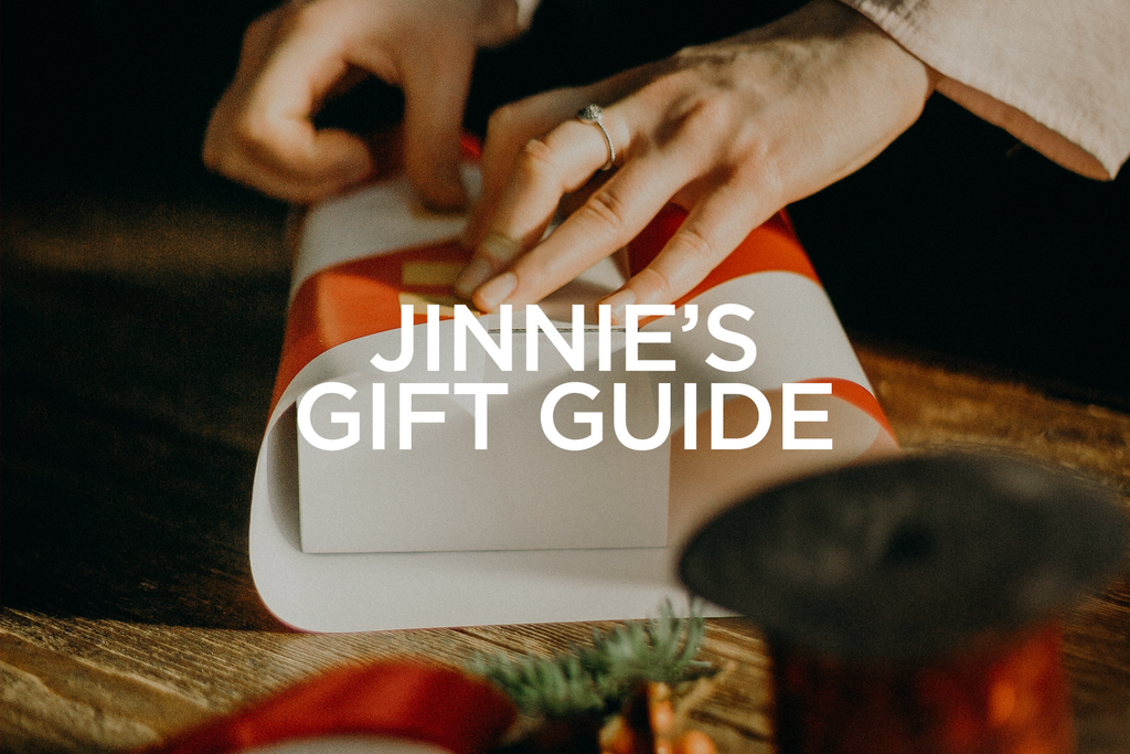 Jinnie's Gift Guide