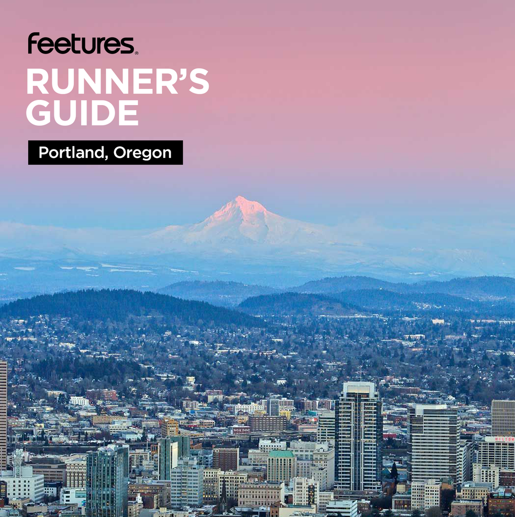 Runner's Guide to Portland, Oregon