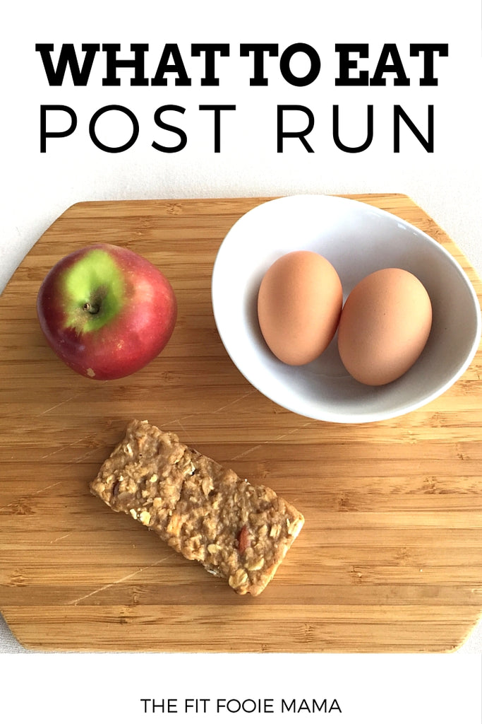 Recipes to Refuel After A Run
