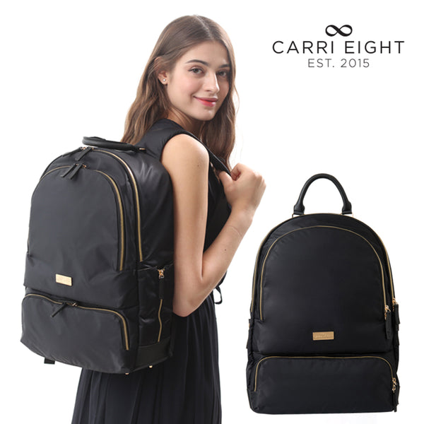 Carri Eight Diaper Backpack