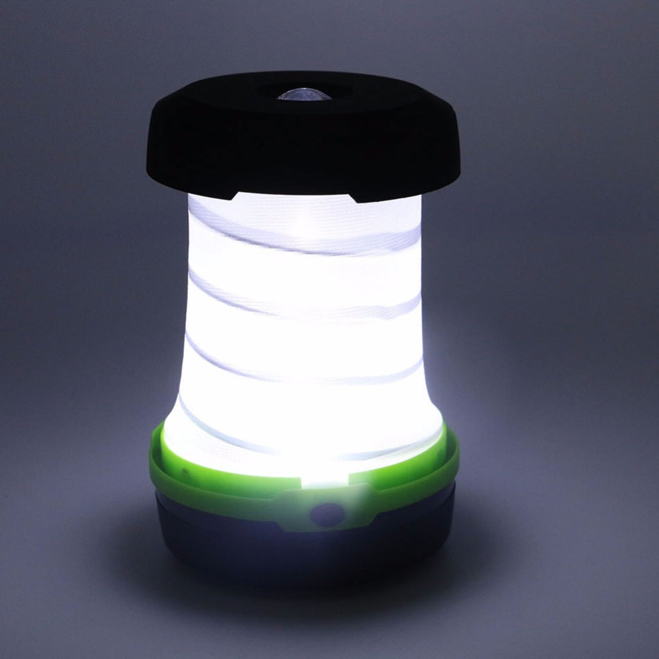 Multifunctional LED Flashlight & Lantern - Collapsable
