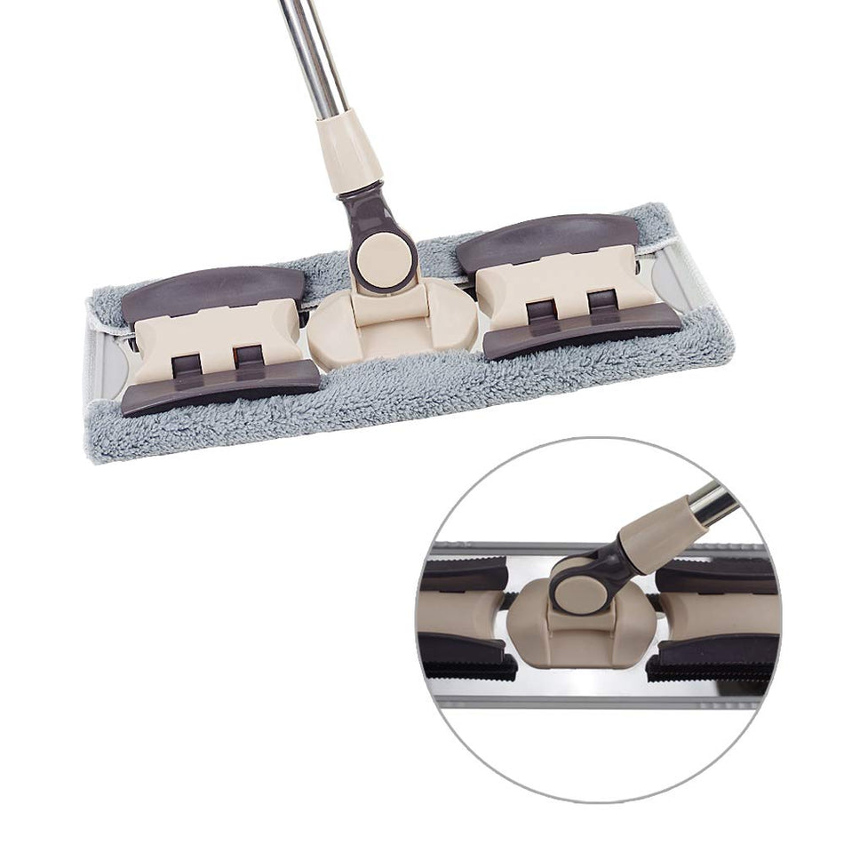 Dust Mop Kit for Cleaning & Drying