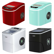 Counter Top Portable Ice Maker - 26lbs per Day with Touch Controls