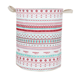 Foldable Waterproof Laundry Basket and Storage Bin