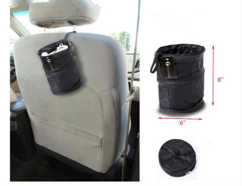Leak Proof Travel Trash Can - RV or Auto