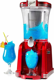 Retro Margarita Frozen Drink Slushy Maker