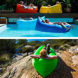 Inflatable Camp Beach Nap Lounge Chair