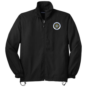SLCPA Sport-Tek® Full-Zip Wind Jacket