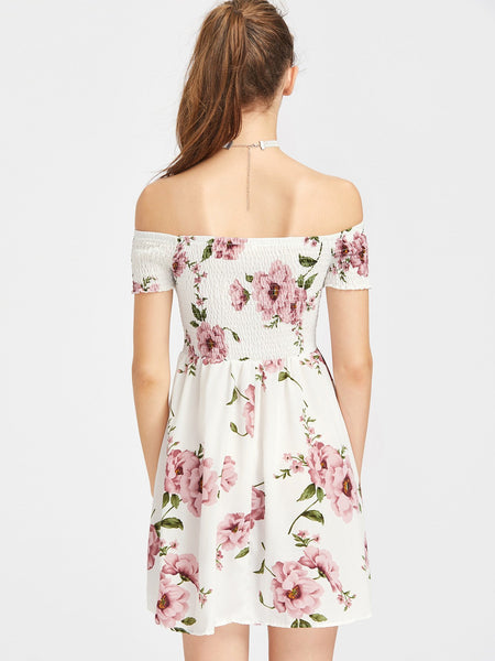 Bardot - Vintage Floral Dress