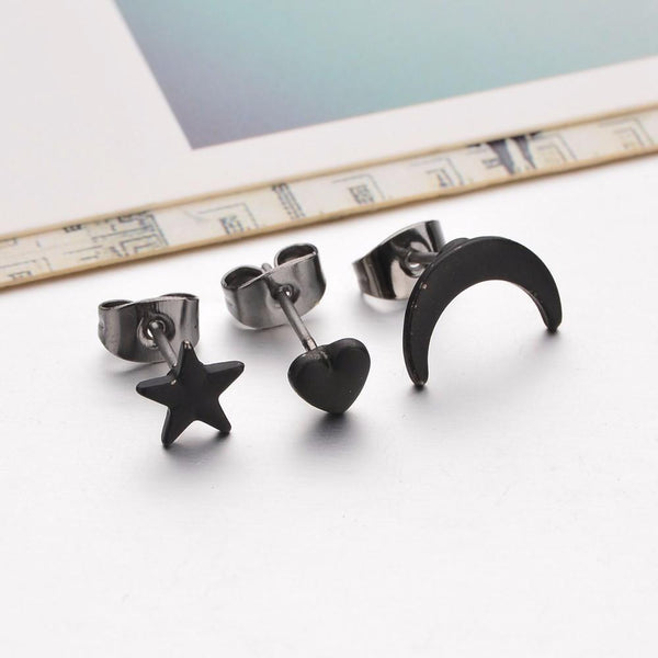 Small Stud Earring Sets