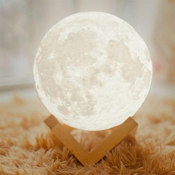 Luna - 3D Moon Lamp