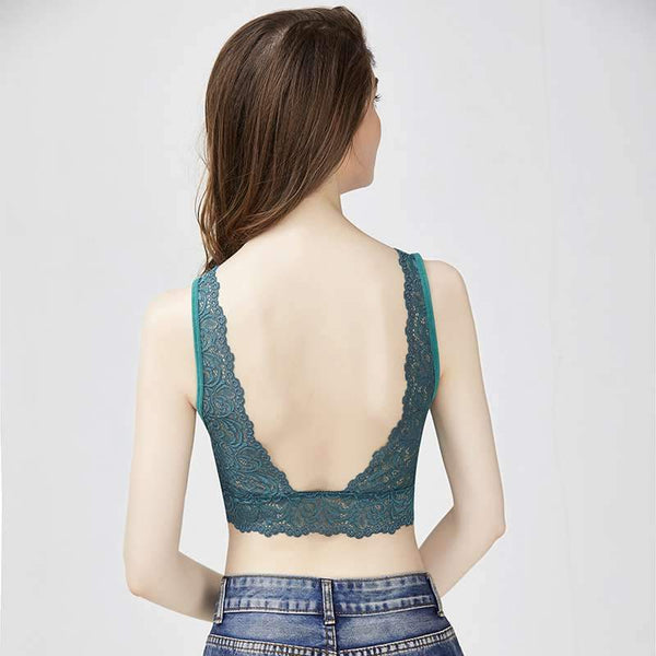 Esma - Wireless Lace Bra