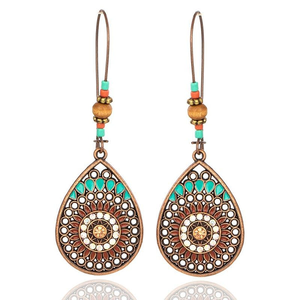 Azaria - Boho Drop Earrings