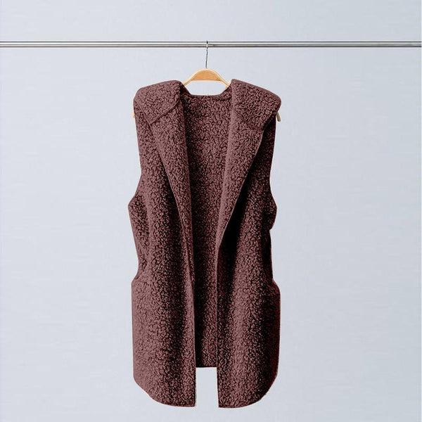 Maree - Cozy Long Vest