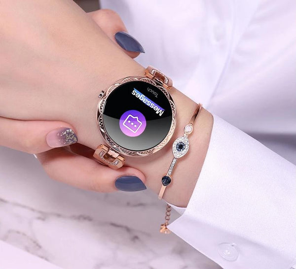 Zilia -  Trendy Smart Wristwatch