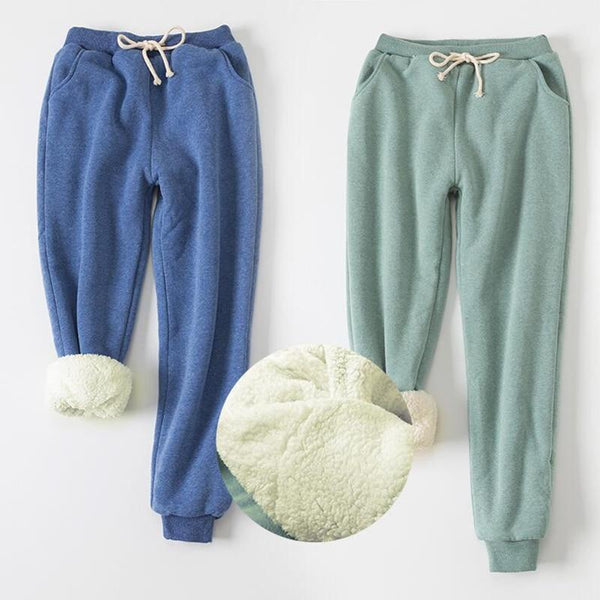 Speak - Cozy Cotton Cashmere Sweatpants