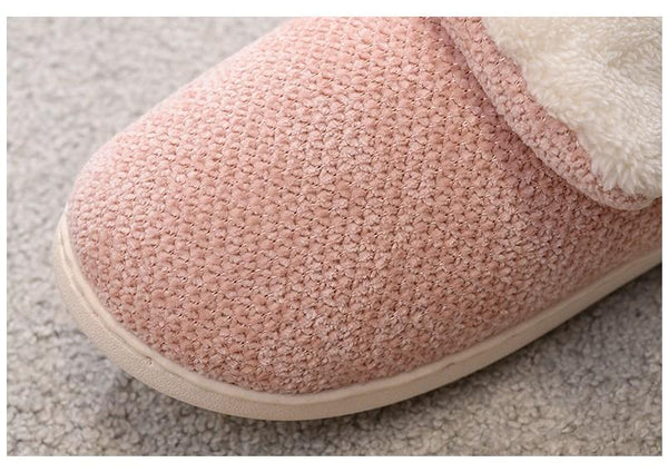 Halona - Plush Indoor Slippers