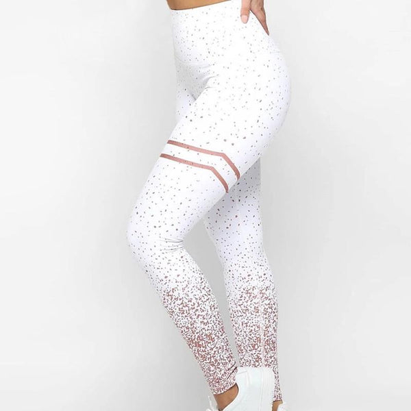 StarDust - High Waist Leggings