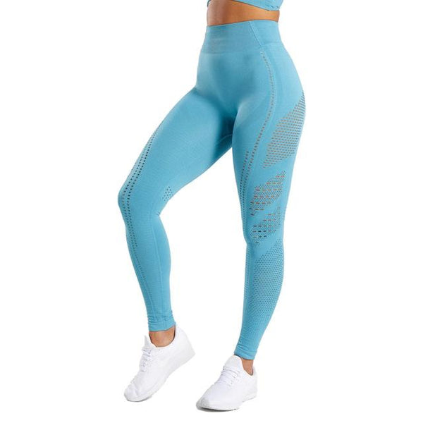 Priscilla - Hollow Out Leggings