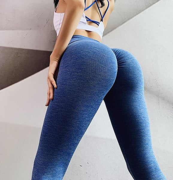 Genevieve - High Waist Seamless Leggings