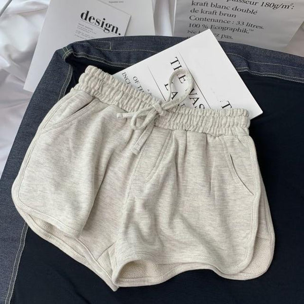 Cotton Summer Elastic Shorts