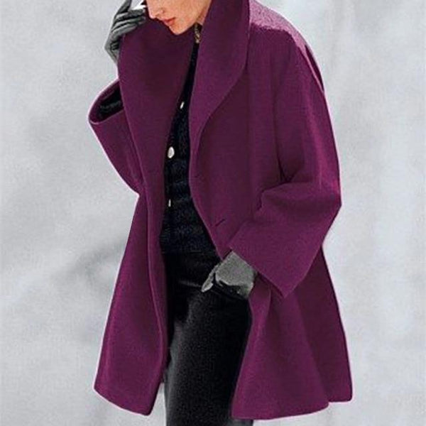 Madison - Solid Color Coat