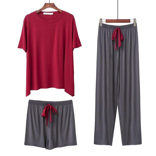 Loungewear Pajama Set