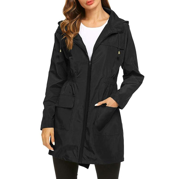 Wind-Proof Winter Hooded Jacket