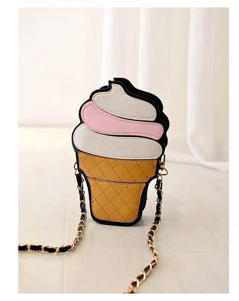 Ice Cream Shoulder Bag