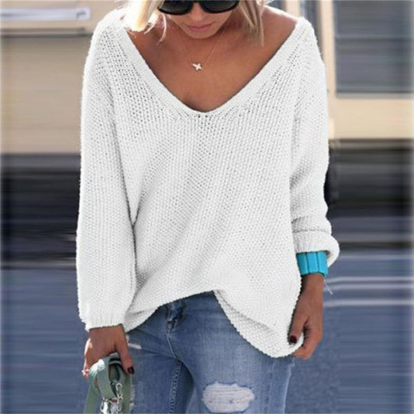 Classic Poncho Knit Pullover