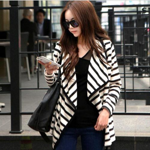 Pad - Vintage Striped Cardigan