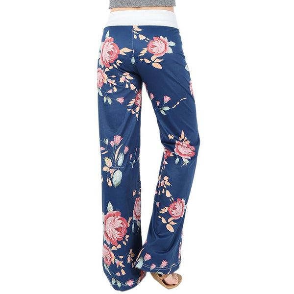 Rosa - Wide Leg Pajama Pants