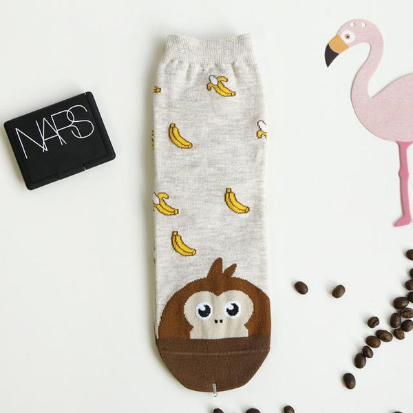 Animal Pattern Socks