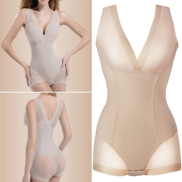 Carmen - Mesh Slimming Body Suit