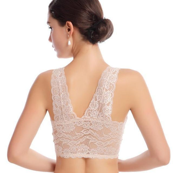 Claire - Push Up Slimming Lace Bra