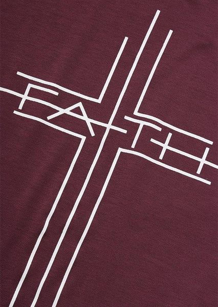Faith Cross Tee