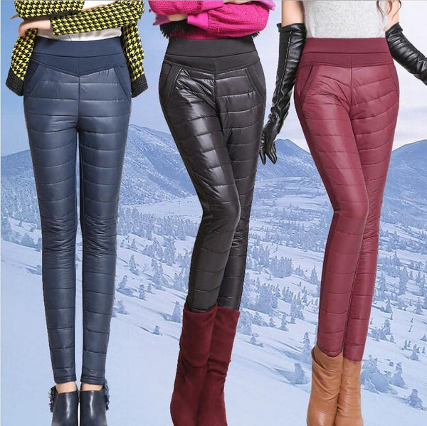 Jessie - Thick Winter Fleece Pants