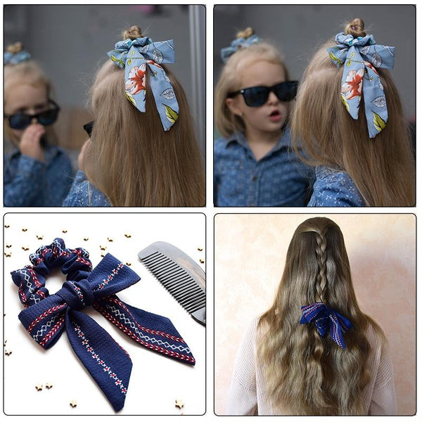 Lasi - Hair Bun Ribbon