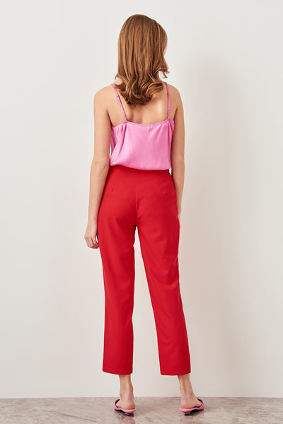 Journey - High Waist Crop Pants