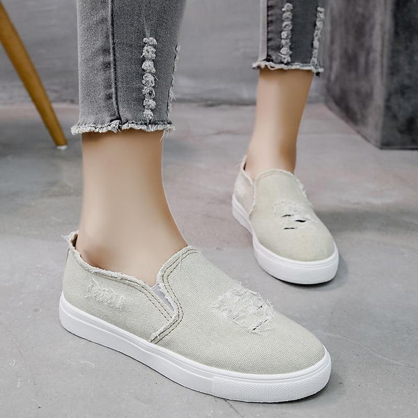 Lynne - Flat Casual Loafers