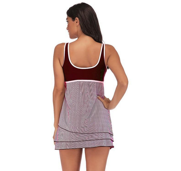 Piper - Two Piece Flowing Tankini